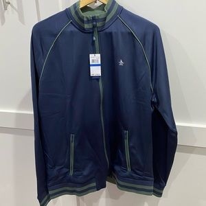 Original Penguin Full Zip Jacket